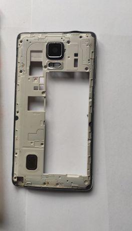 Oryginalny Korpus Samsung Galaxy Note 4 N9100 buzer szkło aparatu