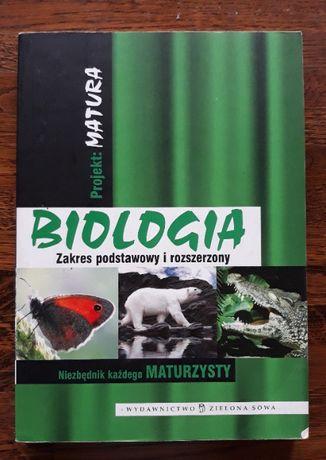 Biologia zakres podstawowy i rozszerzony, niezbędnik maturzysty