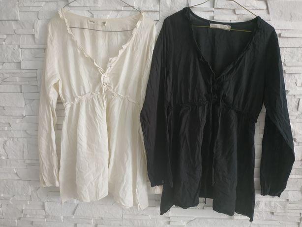 Vintage tuniki ciążowe L