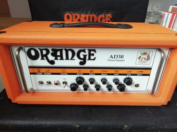 Orange Marshall Hiwatt amps e cabs
