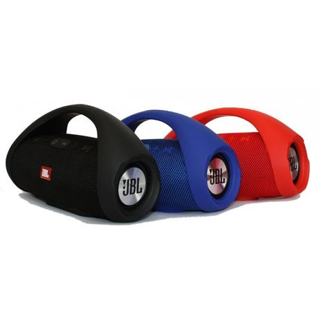 Колонка JBL BOOMBOX MINI с USB, SD, FM, Bluetooth, 2-динамиками.