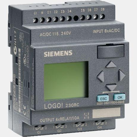 Programowanie sterowników Siemens LOGO! i inne