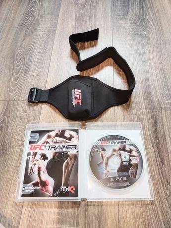 PS3 Move UFC Trainer + opaska!
