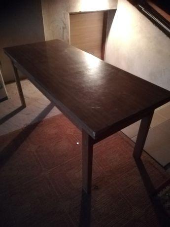 Ławo-stół, ława rozkładana 55x135cm, stół 100x135cm, ławostół