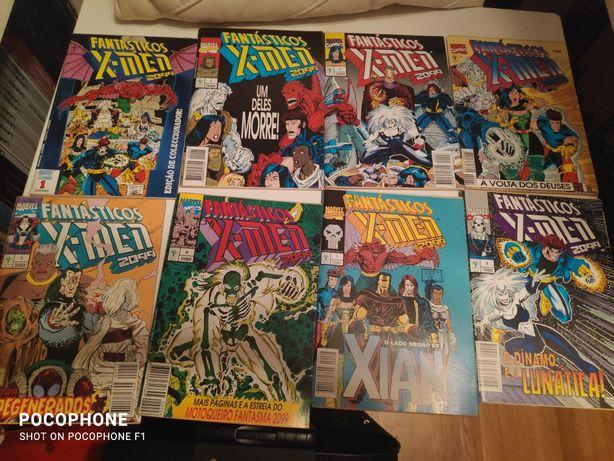 Livros X-Men 2099 - 20 números