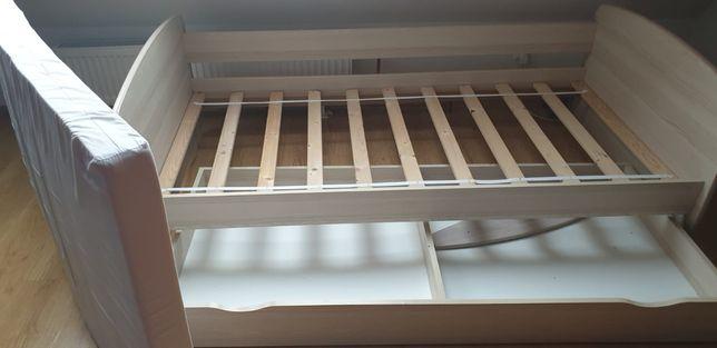 łóżko dziecięce  90×180  +materac