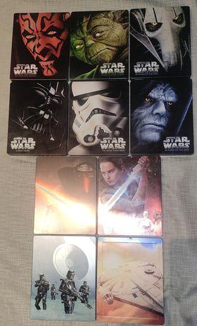 Star Wars - Gwiezdne Wojny Kolekcja Steelbook