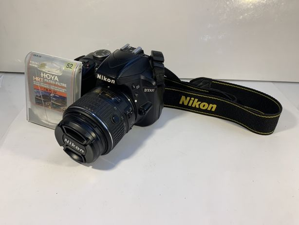Lustrzanka Nikon D3300 + AF-P DX NIKKOR 18-55mm f/3.5-5.6G VR