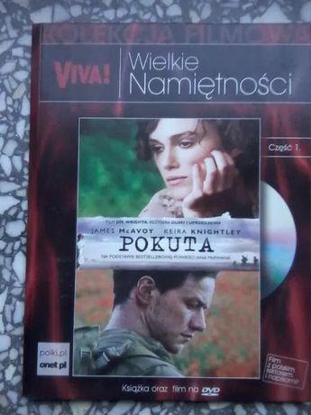 "Film DVD: ""Pokuta"" reż. Joe Wright, 2007"