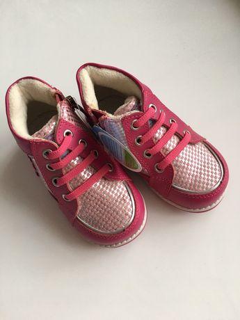 Новые! Ботинки демисезонные