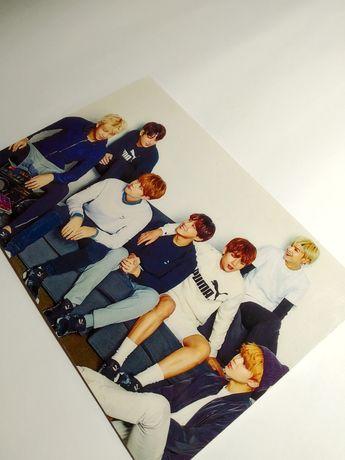 Карточка/открытка BTS