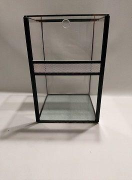 Nowe terrarium 20x20x30 AquaWaves (wij, pająk podziemny)