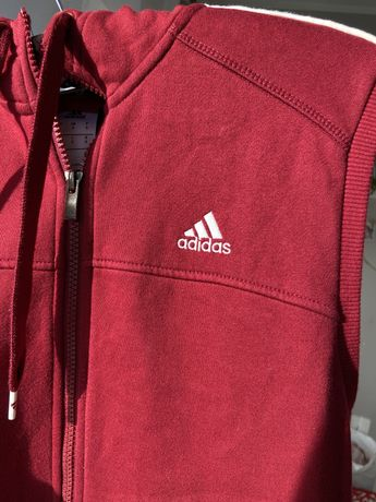 Bezrekawnik Adidas 3 paski