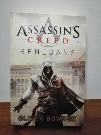Assassin's creed Oliver Bowden