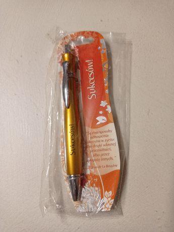 """Długopis """"Sukcesów!"""" drobny upominek"""