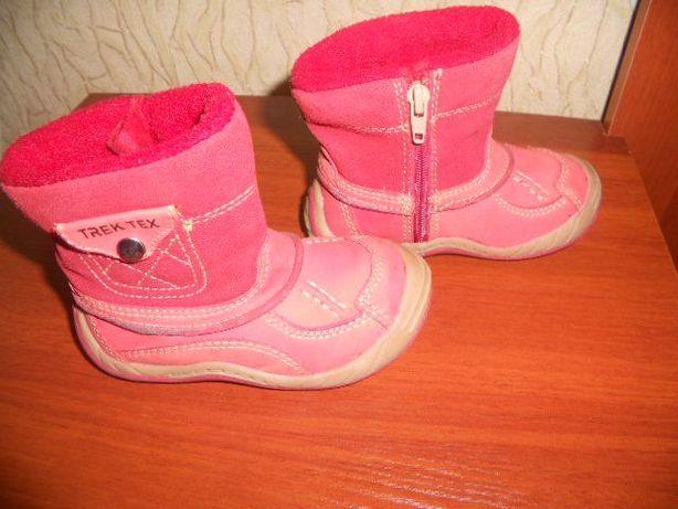 Продам ботиночки для девочки на весну-осень.