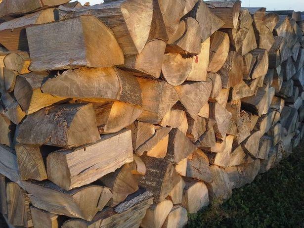 Drewno sezonowane buk,dąb oraz wiele innych, kominkowe !