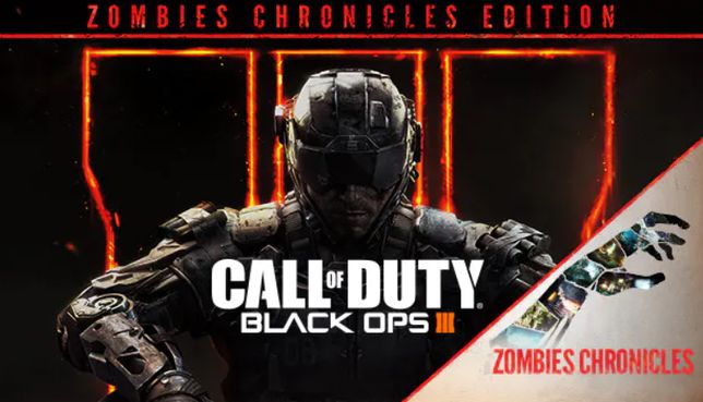Call of Duty: Black Ops III Zombies и другие игры на playstation 4 ps4