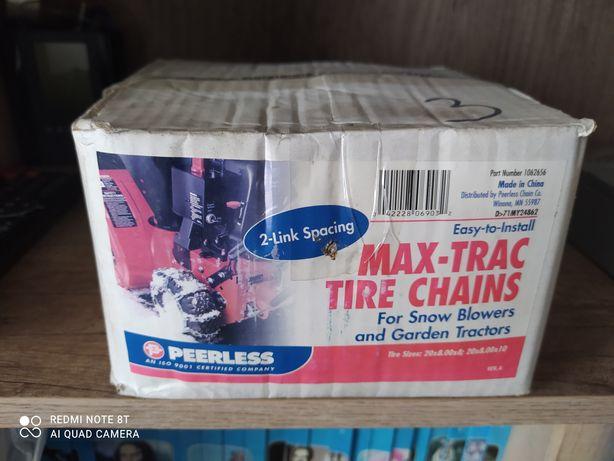 Sprzedam nowe łańcuchy śnieżne firmy PEERLESS