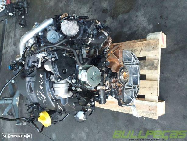 Motor NISSAN QASHQAI / QASHQAI +2 I (J10, JJ10)/RENAULT MEGANE III Grandtour (KZ0/1)/RENAULT MEGANE III Hatchback (BZ0/1_)/RENAULT MEGANE III Coupe (DZ0/1_)/RENAULT SCNIC III (JZ0/1_)  Usado REF. K9K636