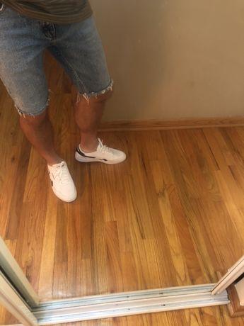 Levi's 511 krótkie spodenki vintage jeans styl 90`s