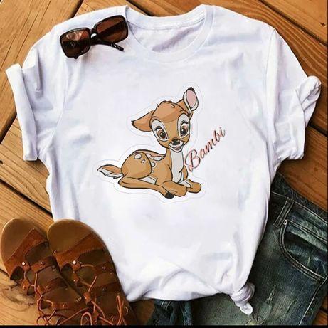 Koszulka bluzka t-shirt Disney postacie Bambi S-XXL