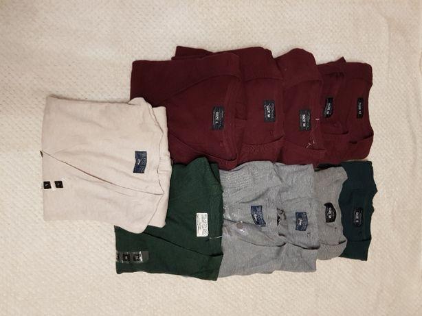 свитер мужской ОПТ сток