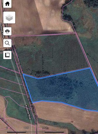 Grunty orne ziemia łąki 14 ha Rów