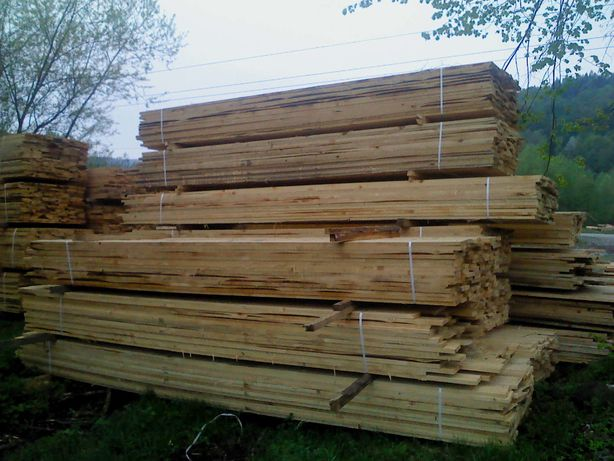 więźba dachowa, deski, łaty, drewno, tartak, MAŁOPOLSKA, ŚLĄSK