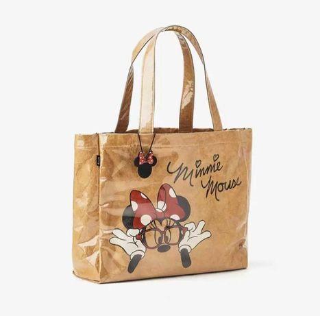 Мега крутая женская сумка Zara Микки Маус