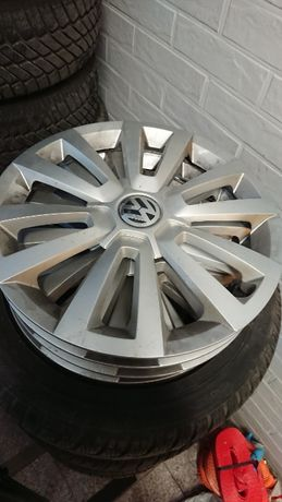 Kołpaki w stanie idealnym VW 16''