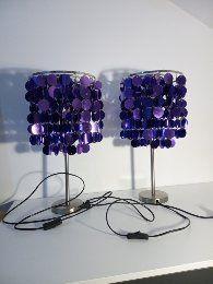 Piękne lampy - 2 sztuki