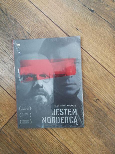 Polski film DVD Jestem mordercą