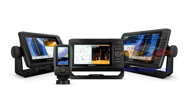 Garmin EchoMAP PLUS UHD 43CV|63CV, эхолот c GPS+карты Украины