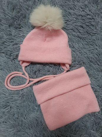 Шапка, шапочка на зиму