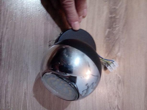 LAMPKA LED do przedpokoju korytarz hol. WC,