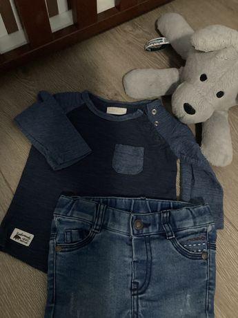 # Zestaw jeansowy# Chicco Nowe# Baby# kup więcej zestawów # Super Ceny