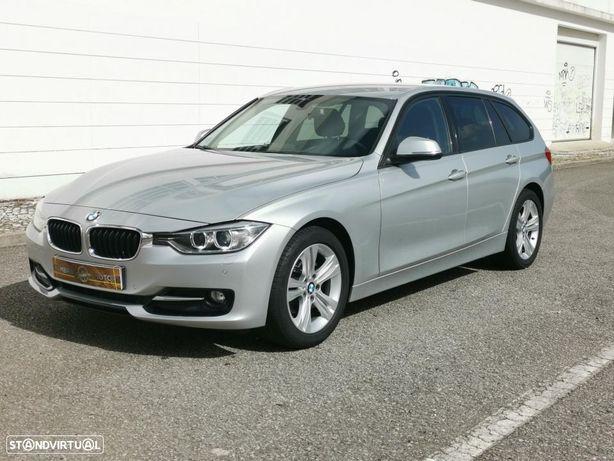 BMW 318 d Touring Auto Line Sport