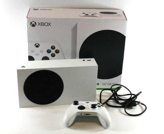 Konsola Xbox S 512Gb SSD