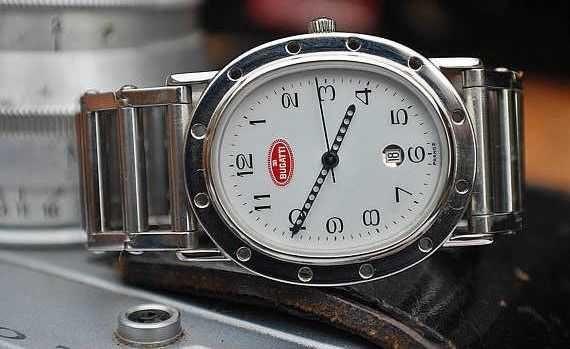 Часы Bugatti - Driver - 245 - Men - 1980-1989