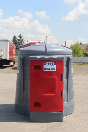 Zbiornik na olej napędowy 2500 l ON diesel dwupłaszczowy raty AMAX !!