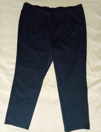 женские штаны,пояс на резинке-54 размер