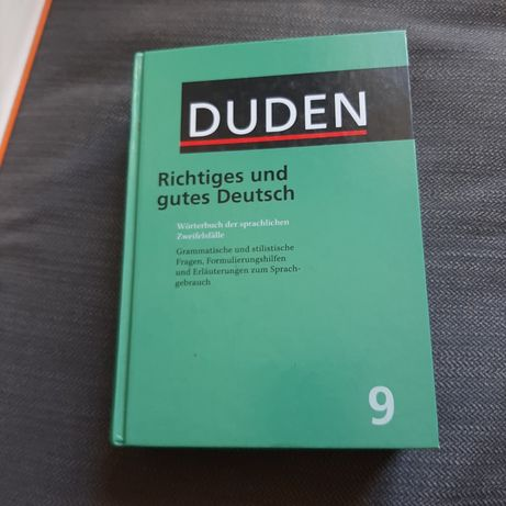 Duden 9 niemiecki
