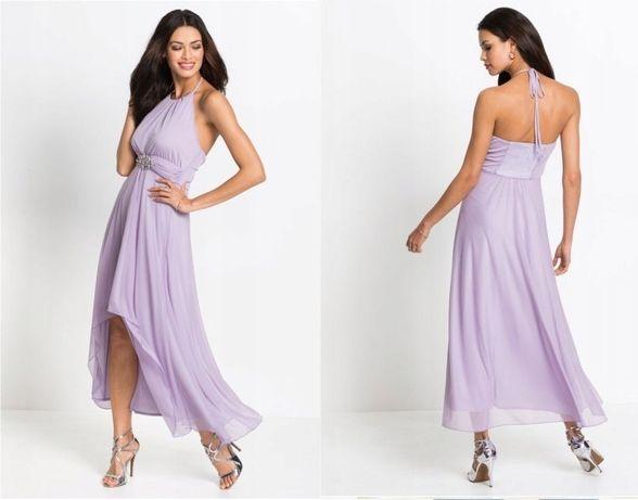 Wyprzedaż Sukienka Długa suknia druhna