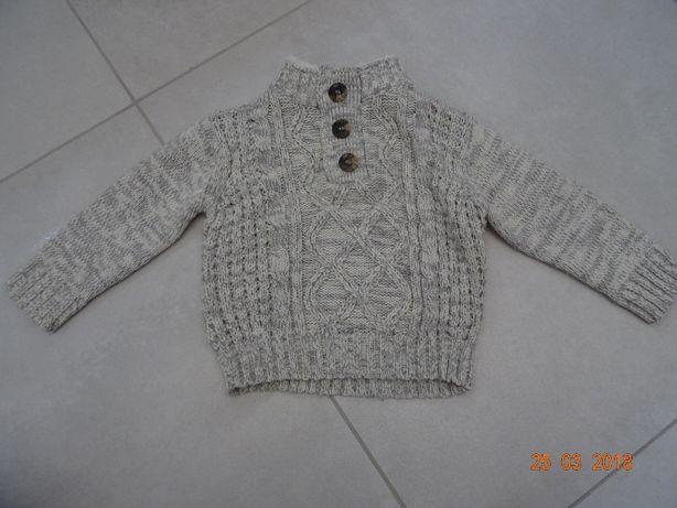 Sweterek Pepco 80 dla chłopca