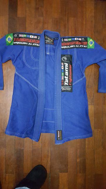 Fato Jiu-Jitsu da Tatami até 1,60m