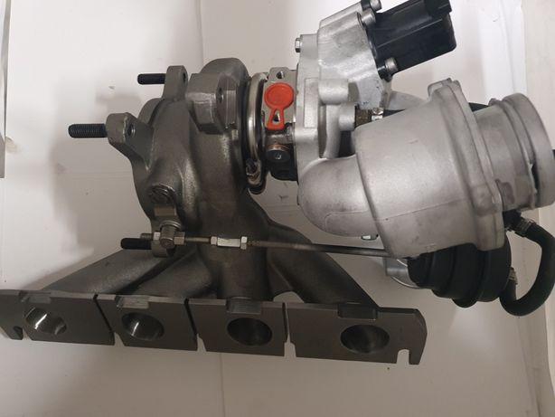 Turbina-Hybryda Golf,Passat,Scirocco 2.0 TFSI NA KOLEKTORZE OD K04-06