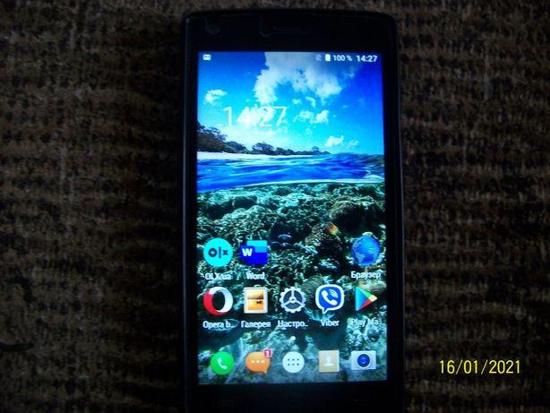 Смартфон Doogee X5 Max Pro Black 2/16GB