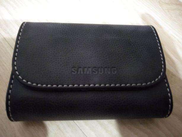 """Шкіряний чохол-сумка на ремінь для Смартфонів і Фотокамер """"мильниць"""""""