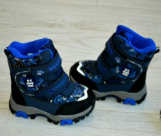 Детские термо-ботинки Tom.m